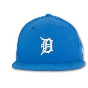 "Detroit  ""D"" fitted cap new era"